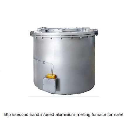 Used Aluminium Melting Furnace