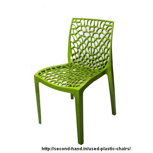 Used Plastic Chairs for sale