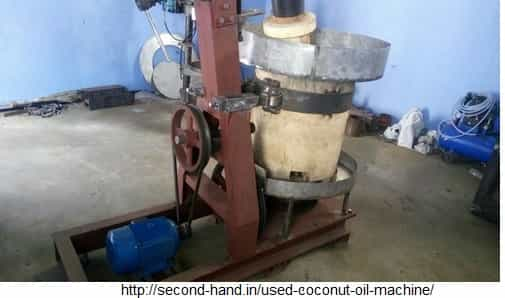 Used Coconut Oil Machine for sale