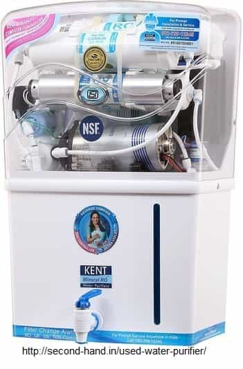 Used Water Purifier for sale