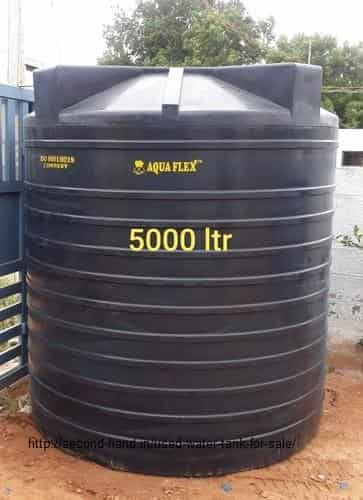 Used Water Tank for sale
