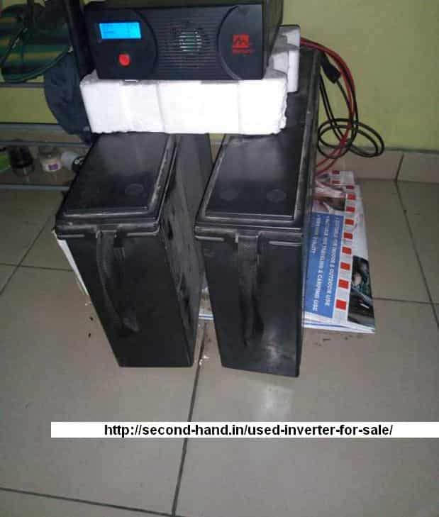 Second hand Inverter
