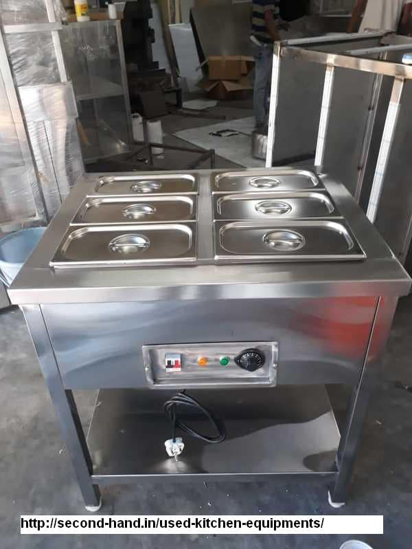 Used Kitchen Equipments