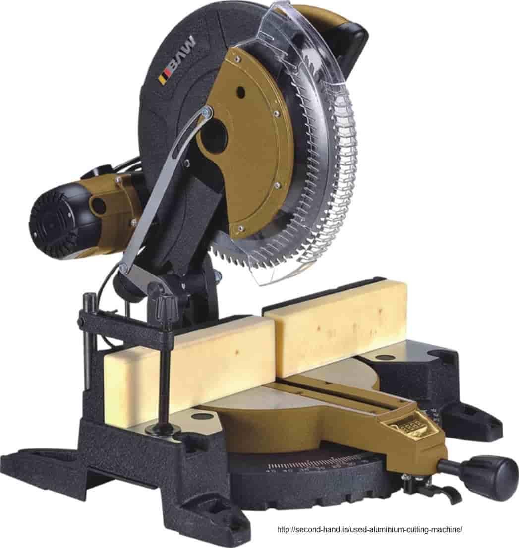 Used Aluminium Cutting Machine