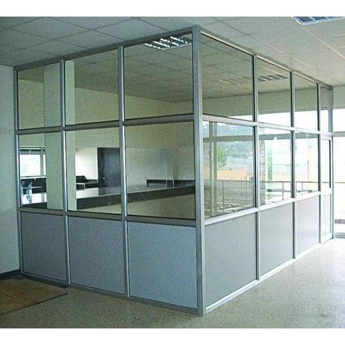 Used Aluminium Partition