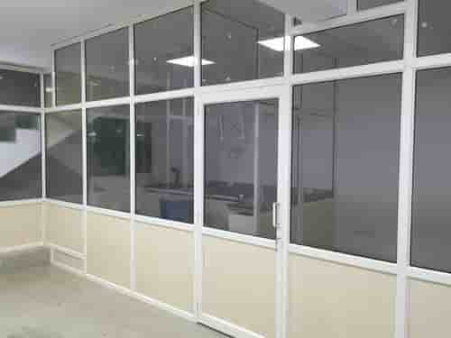 Used Aluminium Partition for sale
