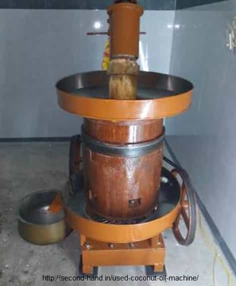 Second hand Coconut Oil Machine