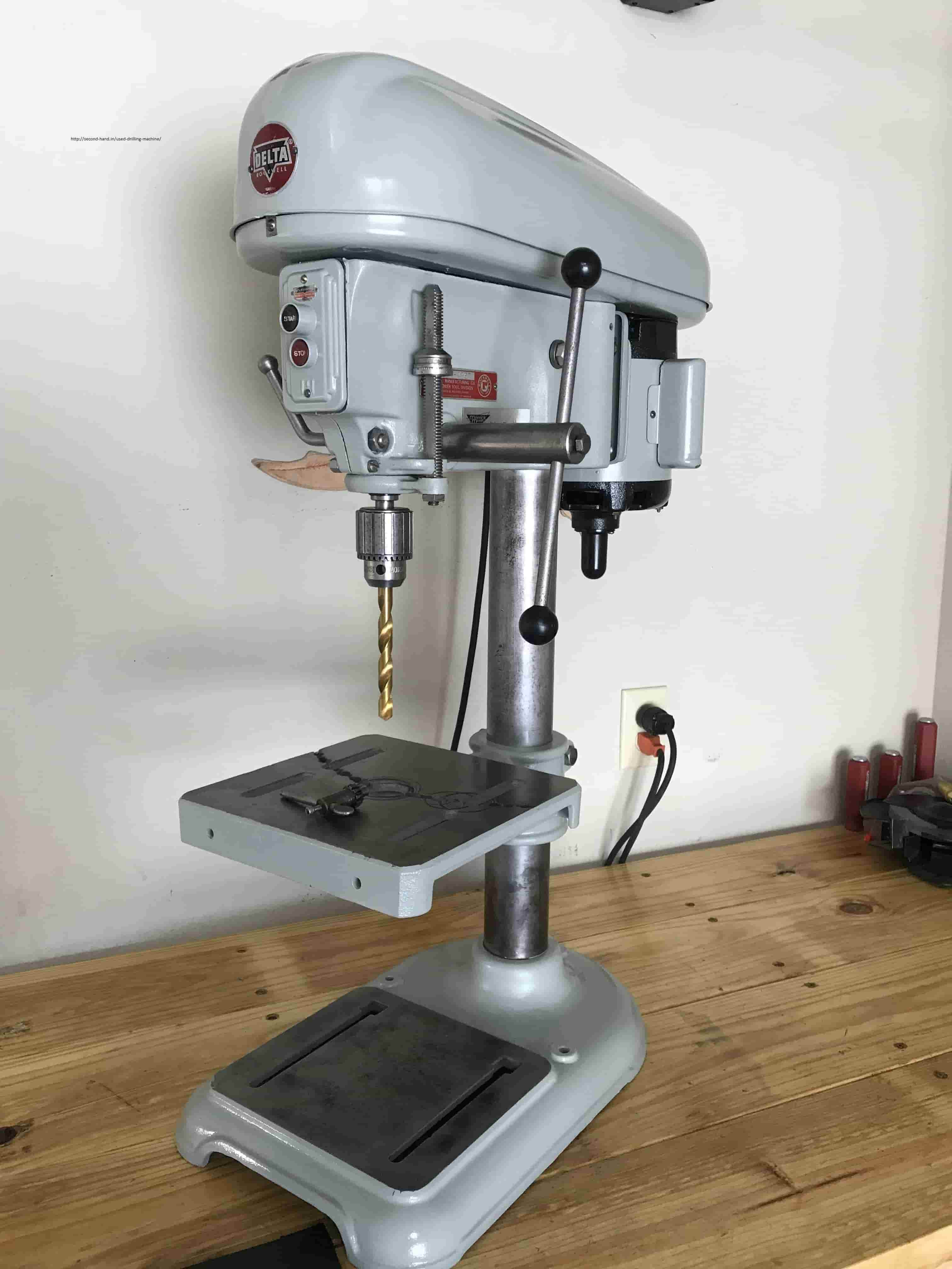 used drilling machine