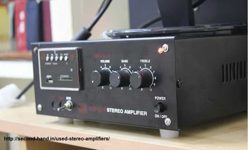 Used Stereo Amplifiers