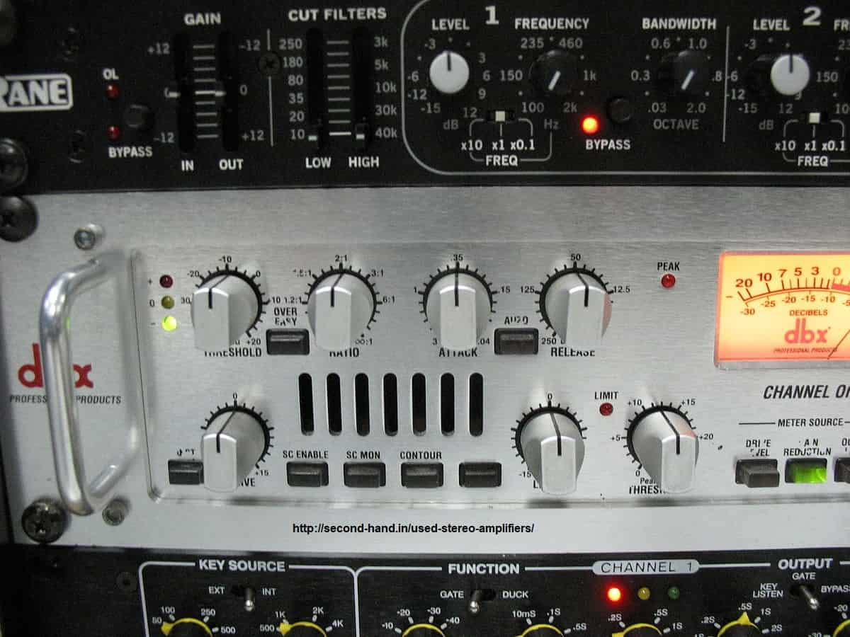 Second hand stereo amplifiers chennai