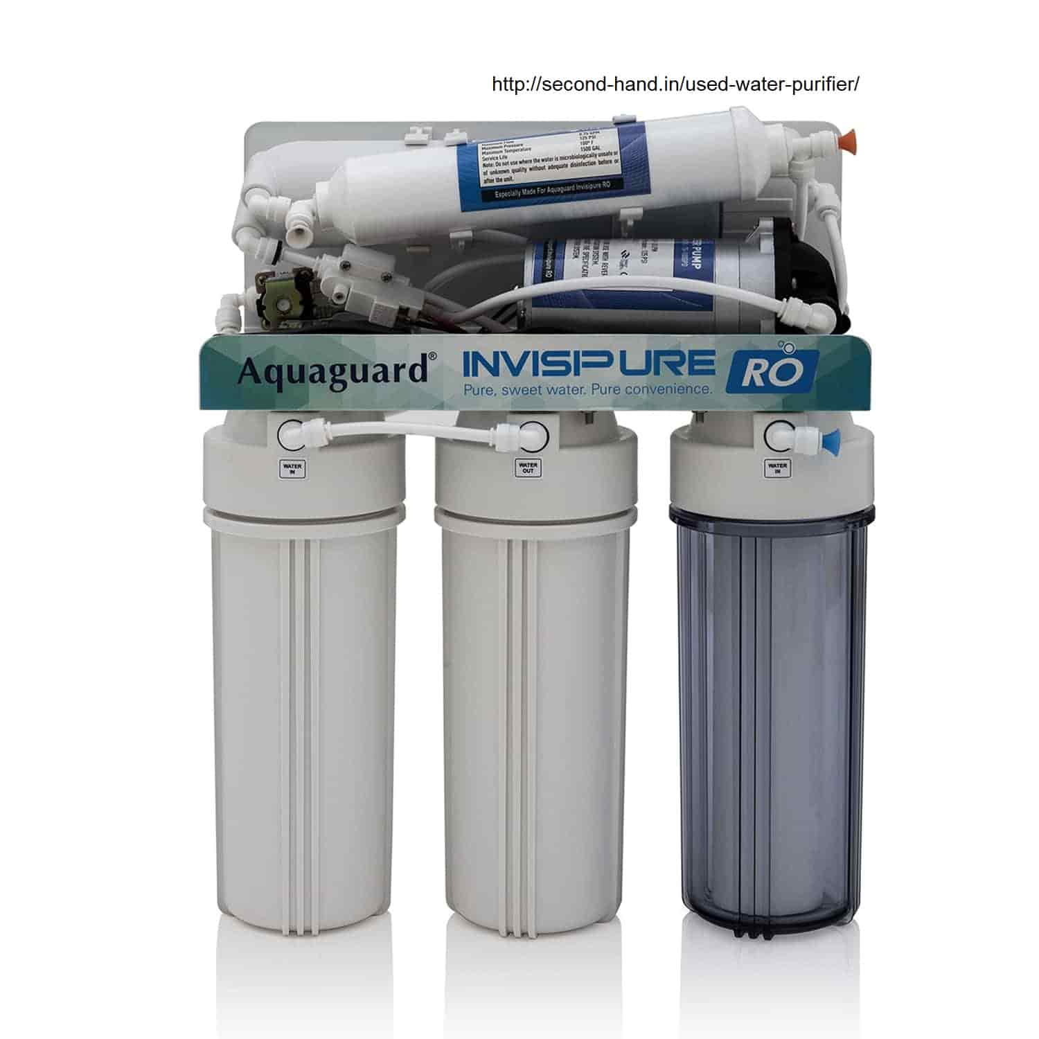 Used Water Purifier